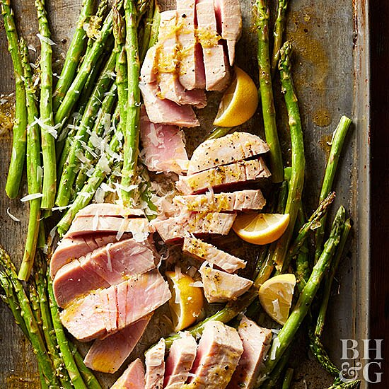 How To Cook Tuna Better Homes Gardens