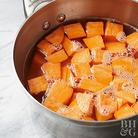How To Boil Sweet Potatoes Better Homes Gardens