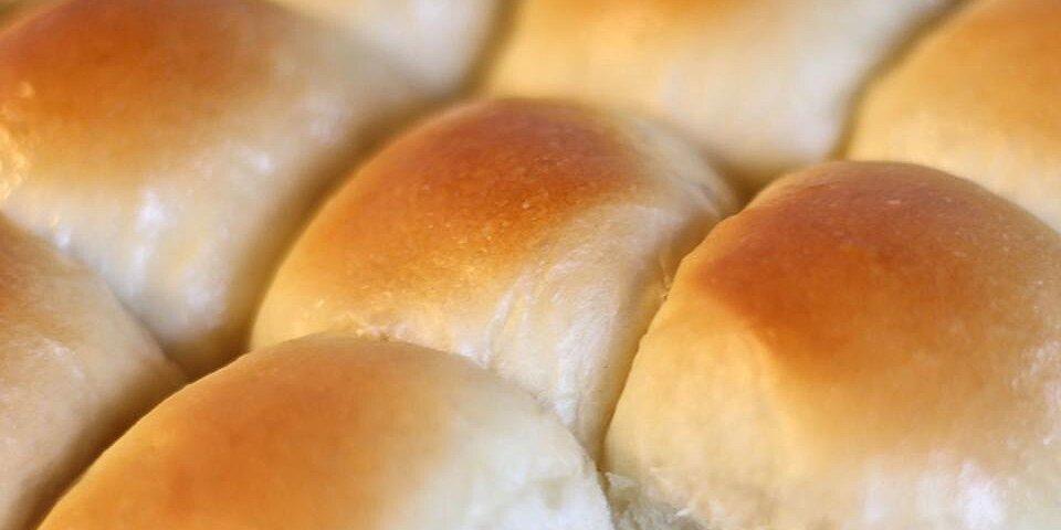 alices turkey day light rolls recipe