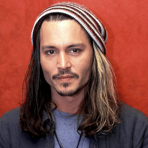 Johnny Depp S Changing Looks Instyle