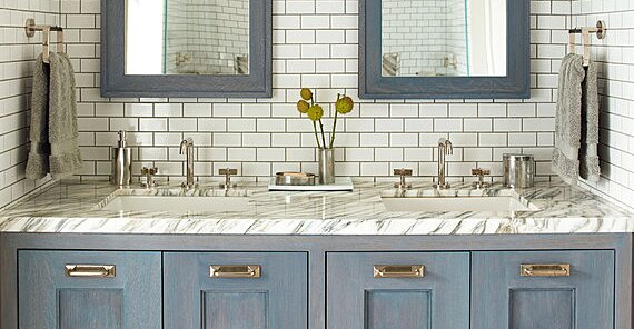 Use This Expert-Approved Technique Next Time You Need to Grout Tile