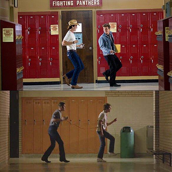 Footloose 9 Scenes Then And Now Ew Com