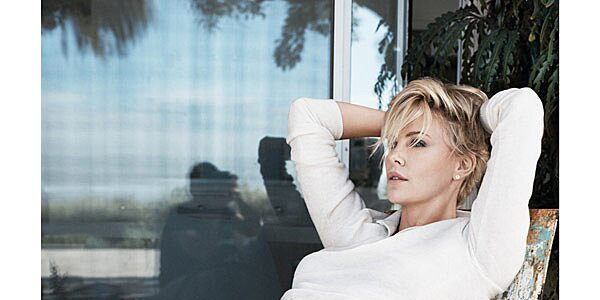 Charlize sean dump did penn why theron The Real