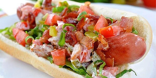 8 awesome hot dogs sure to be a hit with your team