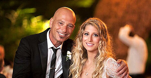 Howie Mandel's Daughter Jackelyn Gets Married | PEOPLE.com