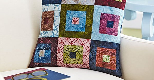 Free Pillow Patterns Allpeoplequilt Com