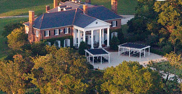 Blake Lively, Ryan Reynolds Married at Boone Hall ...