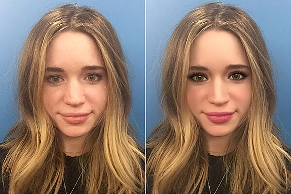 Perfect 365 That Add Makeup To Selfies