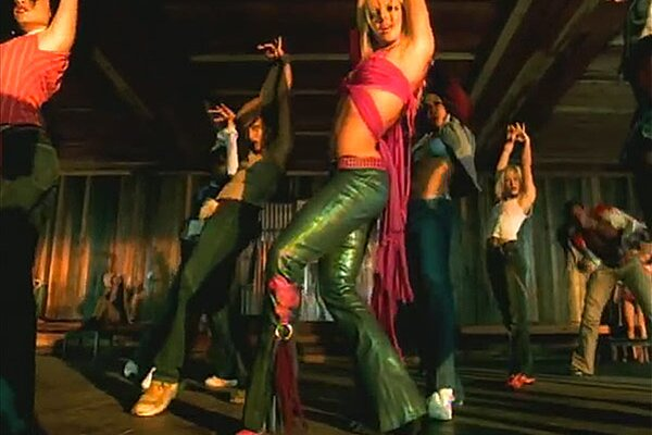Britney Spears Has A Sexy Skin Baring Music Video In The Works People Com