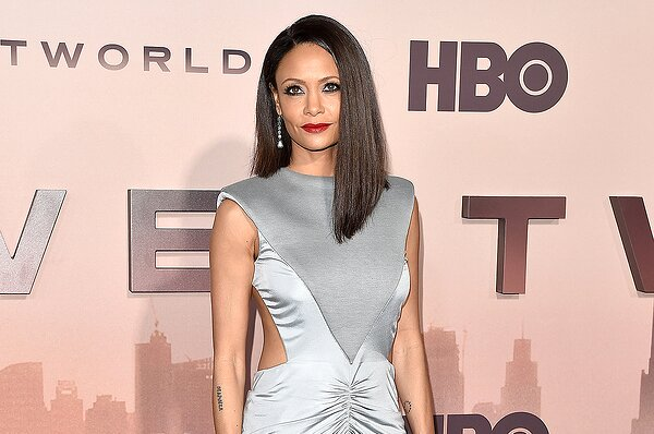 "Thandie Newton attends the premiere of HBO's ""Westworld"" Season 3 at TCL Chinese Theatre on March 05, 2020"