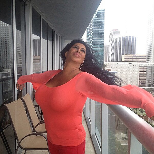 Big Ang Dead Her Life In Pictures People Com