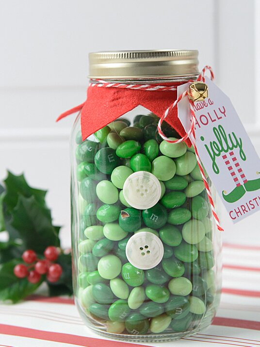 50 Mason Jar Christmas Gifts And Craft Ideas Real Simple