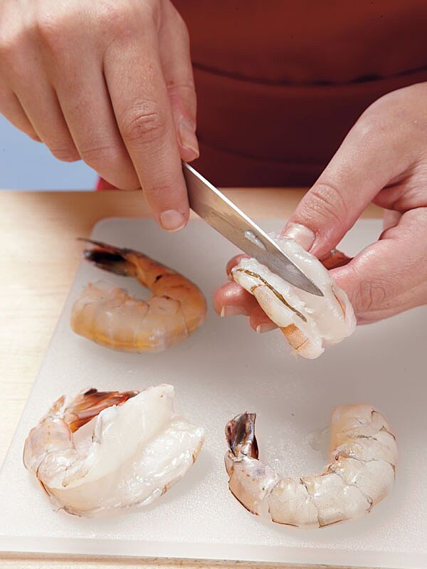 How To Butterfly Shrimp Southern Living