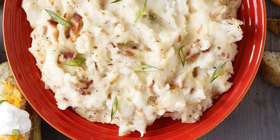 idaho baked potato dip