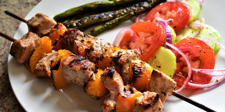 pork souvlaki recipe
