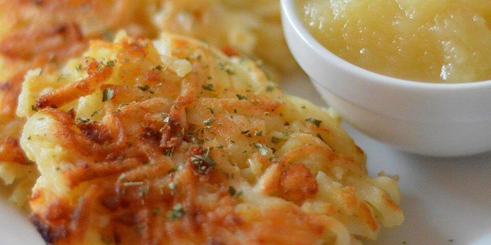 recipe moms potato latkes