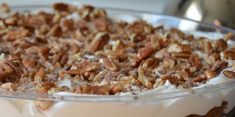 easy pumpkin cream trifle recipe