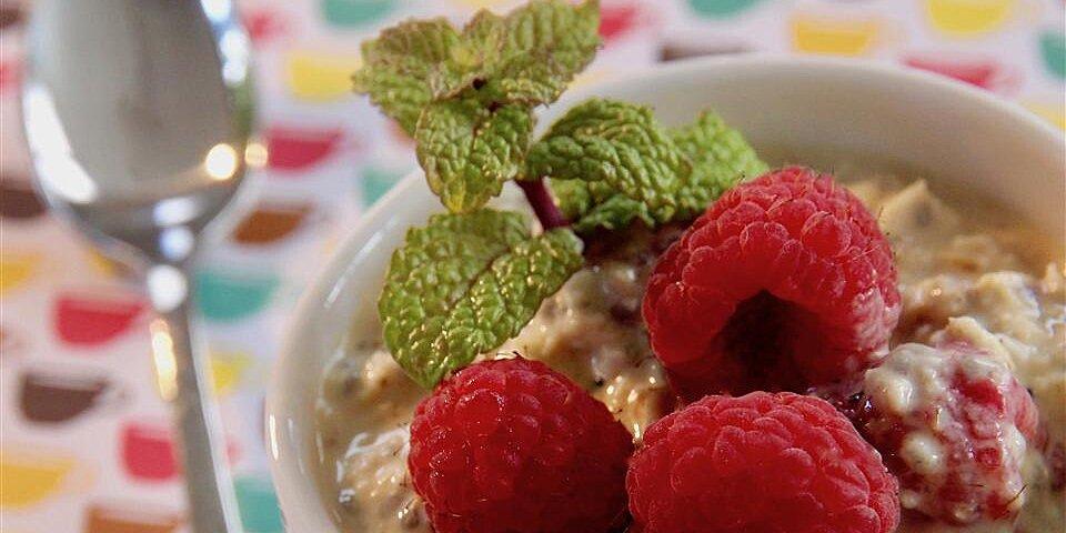 overnight light pb j oats recipe