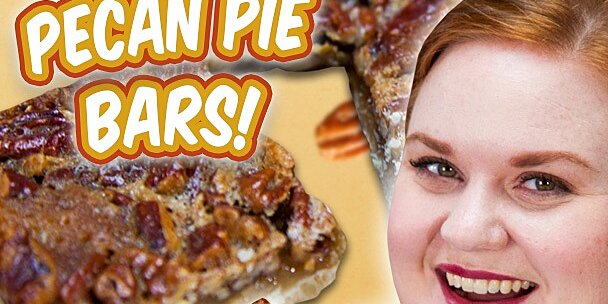 how to make smart cookies southern pecan pie bars