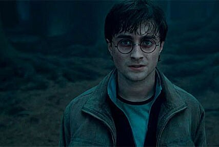 Harry Potter And The Deathly Hallows Part 2 Final Battle Harry Vs Voldemort