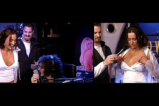Howard Stern S 10 Most Outrageous Moments Ew Com