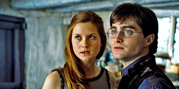 I M Still Not Over How Ginny Was Mangled In Harry Potter Films Ew Com