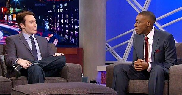 Clay Aiken Talks Duck Dynasty Homophobia Controversy Ew Com