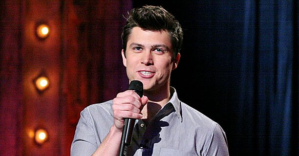 Snl Get To Know New Weekend Update Anchor Colin Jost Ew Com