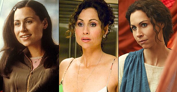 Minnie Driver On Good Will Hunting The Riches And More Roles Ew Com