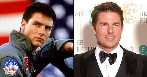 Top Gun Where Are They Now Ew Com