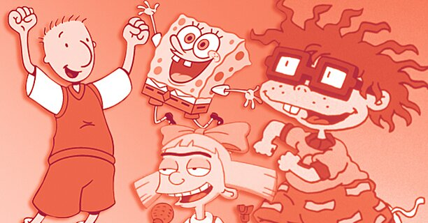 The 25 Most Memorable Nicktoons Characters Ew Com