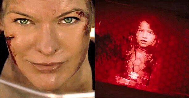 Resident Evil Milla Jovovich Reveals Her Daughter Plays New Red Queen Ew Com