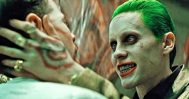 Suicide Squad Director Explains Origin Of Joker S Damaged Tattoo Ew Com