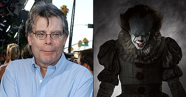 Stephen King Discusses North Carolina's Real-Life Plague of Scary Clowns