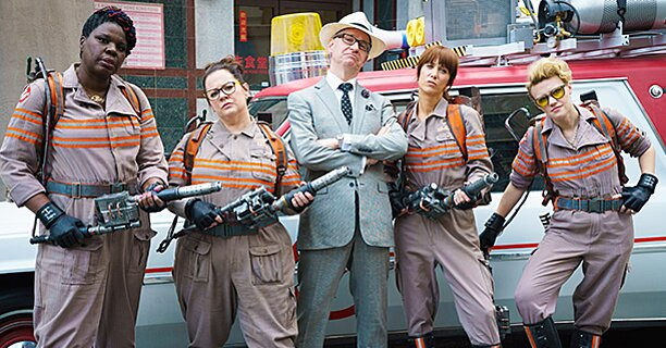 Paul Feig says Trump and 'anti-Hillary movement' helped fuel 'Ghostbusters' reboot backlash