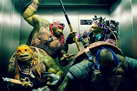Teenage Mutant Ninja Turtles How They Ve Changed In 30 Years Ew Com