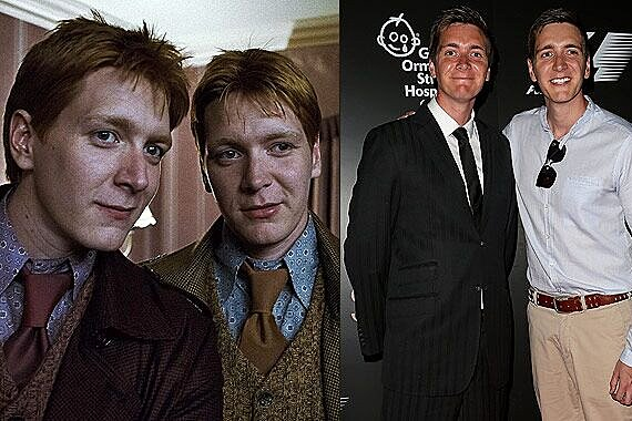 Harry Potter Where Are They Now Ew Com