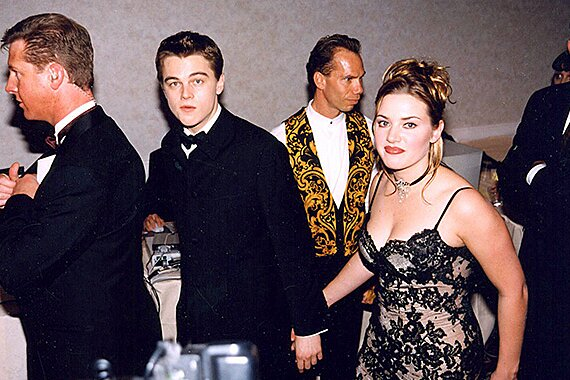 Leonardo Dicaprio Kate Winslet In Their Own Words Ew Com
