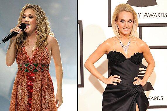 American Idol Winners Where Are They Now Ew Com