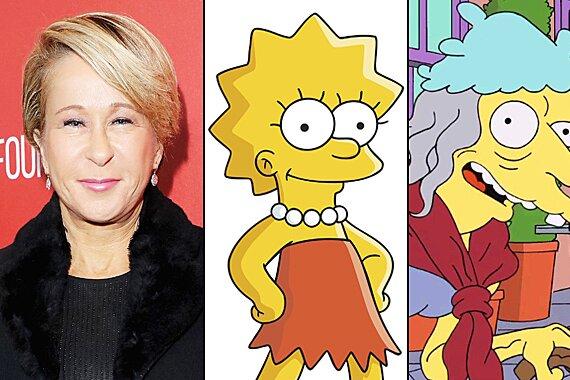 The Simpsons Voice Actors Ew Com
