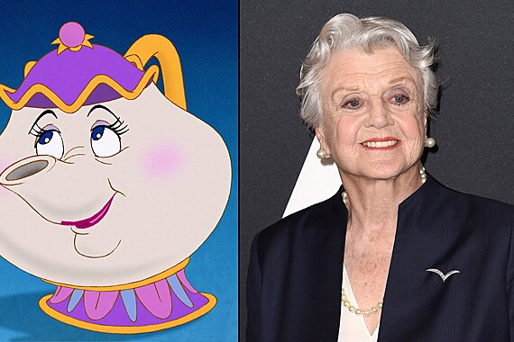 See The Voices Behind Beauty And The Beast Ew Com