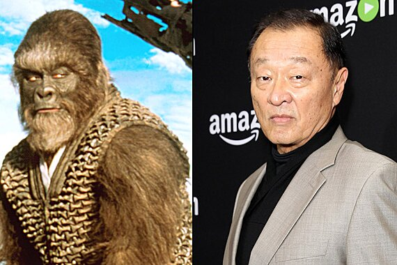 Tim Burton S Planet Of The Apes Behind The Ape Makeup Ew Com
