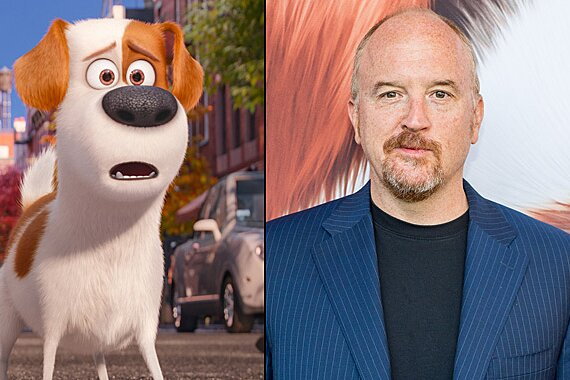 The Secret Life Of Pets Voice Cast See The Stars Ew Com