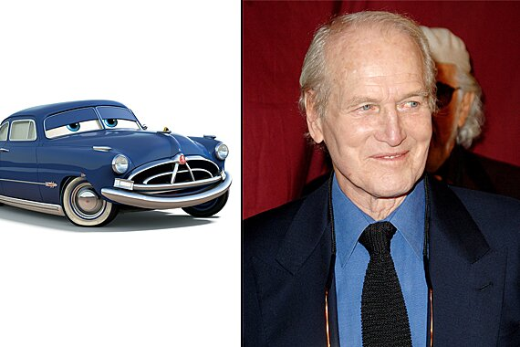 See The Voices Behind Your Favorite Cars Characters Ew Com