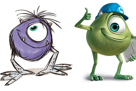 Monsters Inc Pete Docter Dives Deep Into Movie S Legacy And Creation 15 Years Later Ew Com