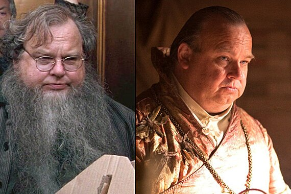 Harry Potter Stars Who Joined The Game Of Thrones Universe Ew Com