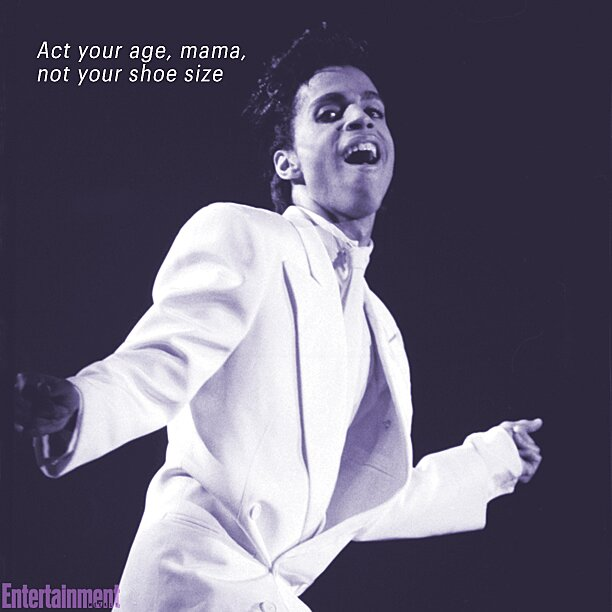 Prince Lyrics 10 Of His Best Lines Ew Com