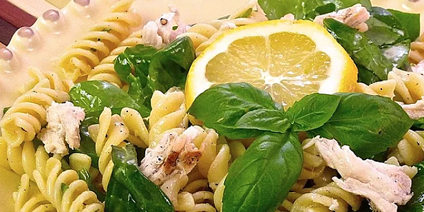 15 pasta salads to make with leftover chicken