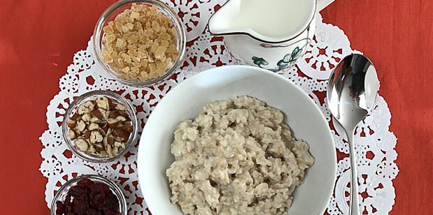 five breakfast ideas that can be ready in five minutes or less