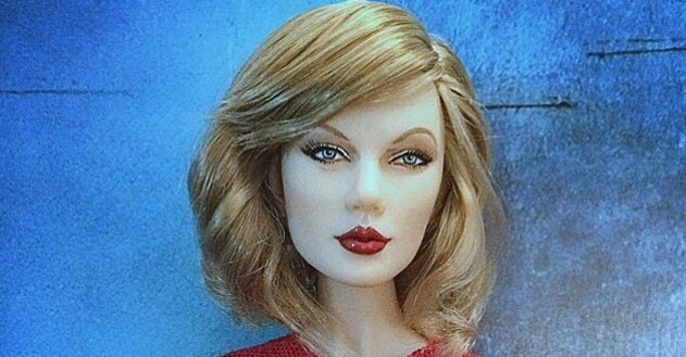 These Hyper Realistic Celebrity Dolls Are Freaking Us Out Hellogiggles